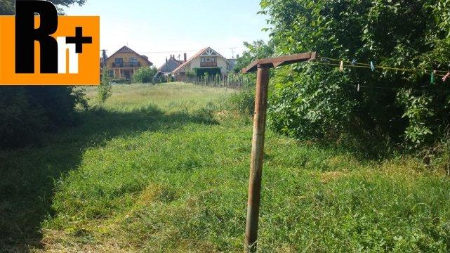 Foto Na predaj Veľká Mača Sereďská trvalý trávnatý porast