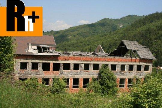 Foto Pozemok pre komerčnú výstavbu Osrblie na predaj - TOP ponuka