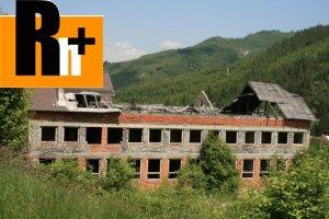 Pozemok pre komerčnú výstavbu Osrblie na predaj - TOP ponuka