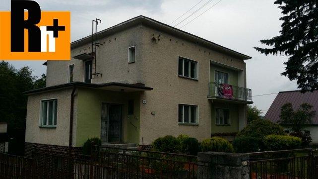 Foto Bytča Kotešová rodinný dom na predaj - dvojgeneračný