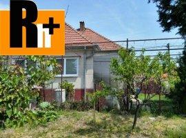 Dolné Orešany rodinný dom na predaj - 798m2