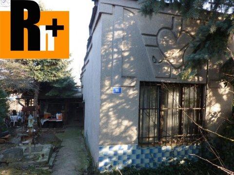 Foto Lúčnica nad Žitavou Vajka nad Lúčnicou na predaj chata - rezervované