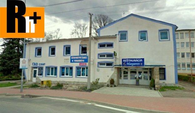 Foto Obchodné centrum na predaj Medzilaborce