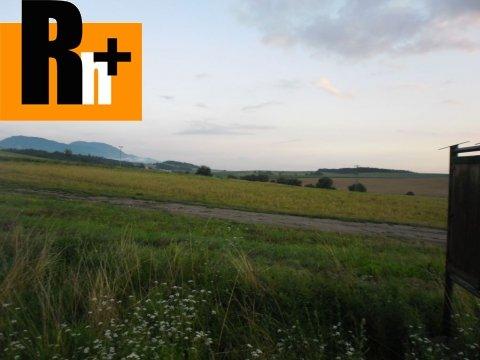Foto Na predaj pozemok pre komerčnú výstavbu Martin - 5484m2