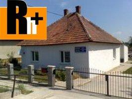 Rodinný dom na predaj Komjatice Fučíkova - exkluzívne v Rh+