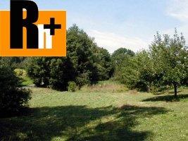 Ostrava Radvanice Hvězdná pozemek pro bydlení na prodej - snížená cena
