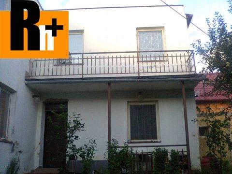 Foto Rodinný dom na predaj Kálnica - TOP ponuka