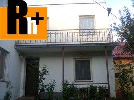 Rodinný dom na predaj Kálnica - TOP ponuka