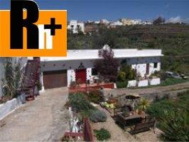 Na predaj La Escalona Tenerife Kanárske ostrovy bývalá poľnohospodárska usadlosť