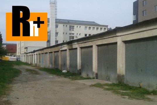 Foto Garáž hromadná na predaj Prešov širšie centrum Centrum