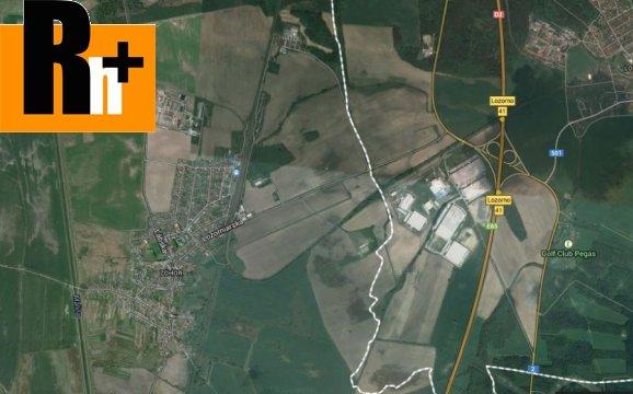 Foto Pozemok pre komerčnú výstavbu Zohor na predaj - 50000m2