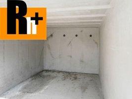 Sereď Železničná garáž jednotlivá na predaj - TOP ponuka