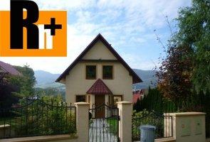 Kostolná Ves rodinná vila na predaj - TOP ponuka