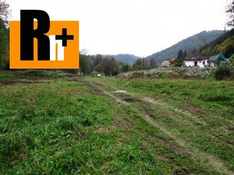 6. obrázok Na predaj pozemok pre komerčnú výstavbu Beluša Belušské Slatiny