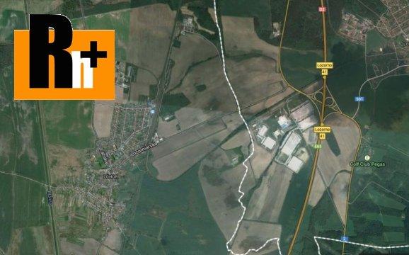1. obrázok Pozemok pre komerčnú výstavbu Zohor na predaj - 22000m2