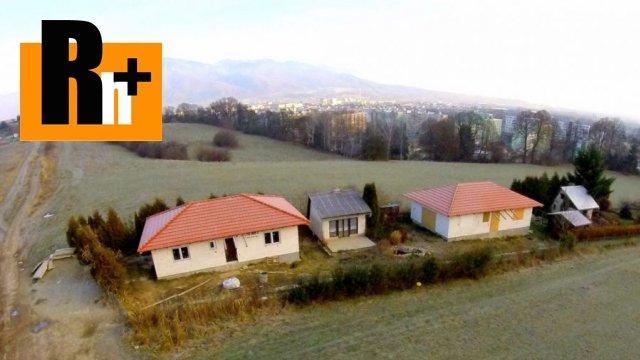 Foto Na predaj rodinný dom Martin Záturčie - novostavba
