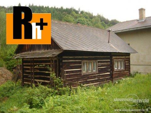 Foto Rajec Jasenové na predaj vidiecky dom