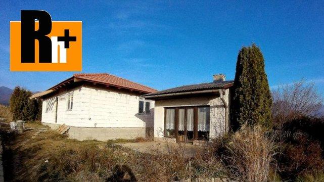 Foto Na predaj Martin Záturčie rodinný dom - novostavba