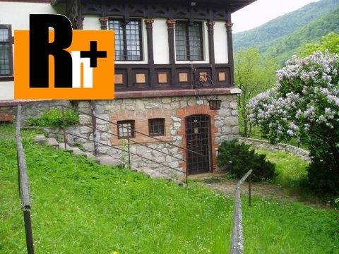 Foto Na predaj rekreačný objekt Ľubochňa