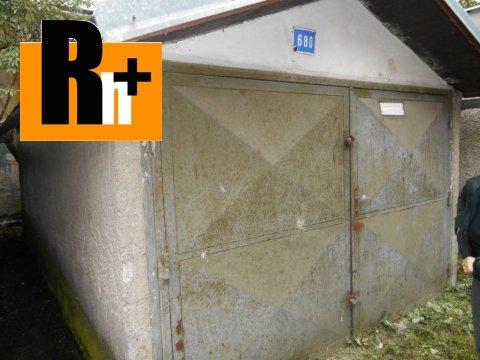 Foto Žilina širšie centrum Hollého na predaj garáž jednotlivá - znížená cena