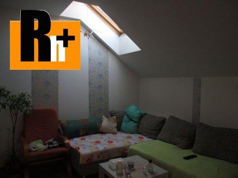 Foto 3 izbový byt na predaj Žilina centrum . - zrekonštruovaný