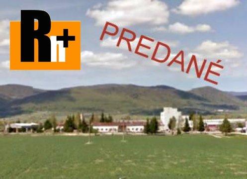 Foto Hliník nad Hronom na predaj priemyselný areál - rezervované