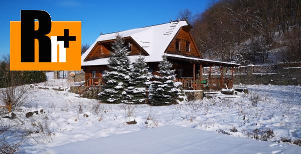 Foto Na predaj iný objekt na bývanie a rekreáciu Čereňany - TOP ponuka