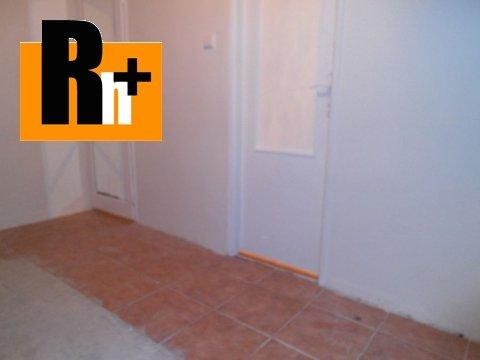 Foto Na predaj Sereď A.Hlinku 1 izbový byt - čiastočne prerobený