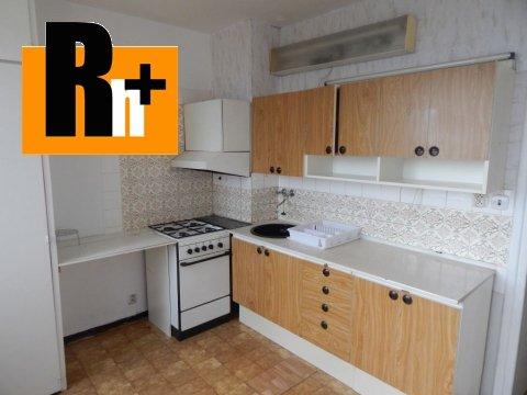 Foto Žilina Hliny na predaj 3 izbový byt - s balkónom