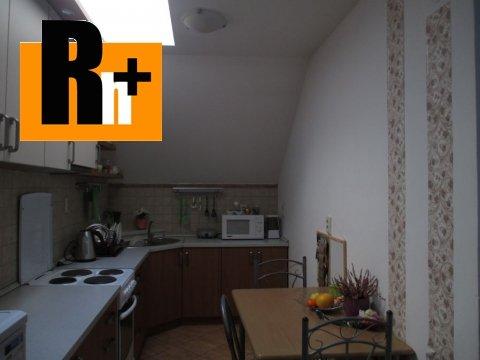 Foto 5 a viac izbový byt Žilina centrum . na predaj - zrekonštruovaný