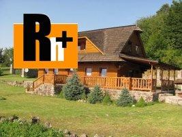 Na predaj rodinný dom Čereňany - TOP ponuka