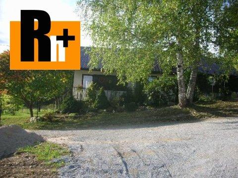 Foto Na predaj Čadca Horelica rekreačný domček