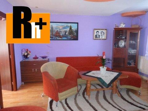 Foto Na predaj rodinný dom Liptovská Porúbka okraj obce