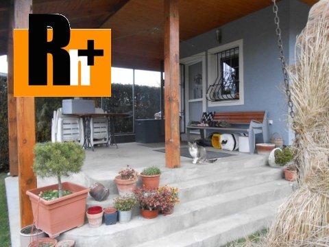 Foto Rodinný dom Hamuliakovo chatová oblasť na predaj - rezervované