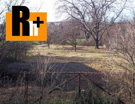 Foto Pozemok pre bývanie na predaj Lužianky Radošinská - TOP ponuka