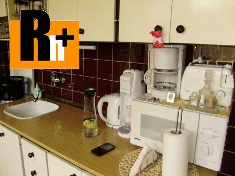 Foto Krompachy Družstevná na predaj 3 izbový byt - exkluzívne v Rh+