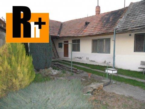 Foto Na predaj Trakovice rodinný dom