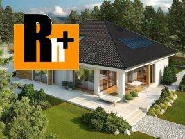 Handlová bez pozemku rodinný dom na predaj - exkluzívne v Rh+