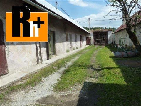 Foto Vidiecky dom Mníšek nad Hnilcom Mnišek nad Hnilcom na predaj