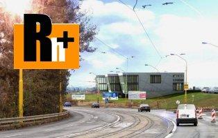 Pozemok pre komerčnú výstavbu Košice-Juh Alejová na predaj - znížená cena