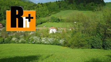 Trvalý trávnatý porast Kotrčiná Lúčka na predaj - 2499m2