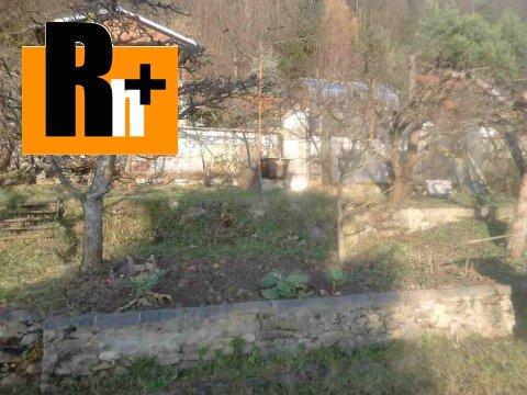 Foto Na predaj chata Žilina Dubeň záhradkarska oblasť - znížená cena
